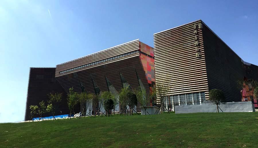 SONBS 数字会议扩声系统成功助力于贵州省博物馆