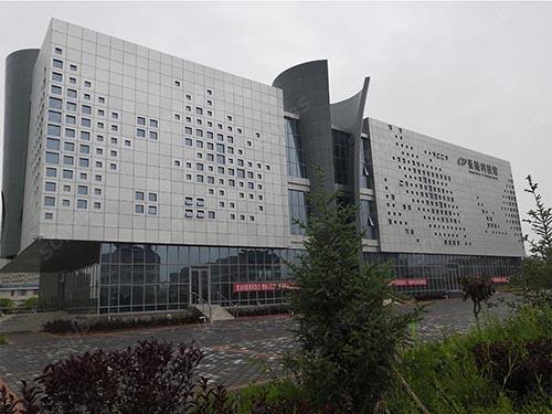 SONBS 数字会议系统成功应用于甘肃省张掖科技馆