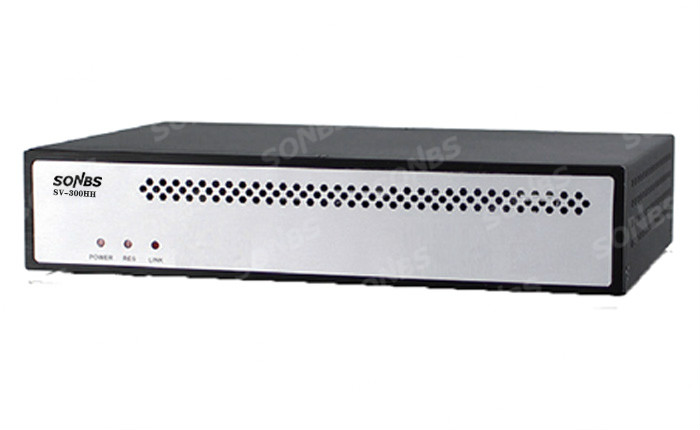 分布式融合HDMI输出单元