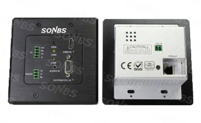 HDBaseT HDMI信号发送器(桌面式)