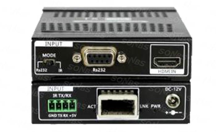 光纤HDMI信号接收器
