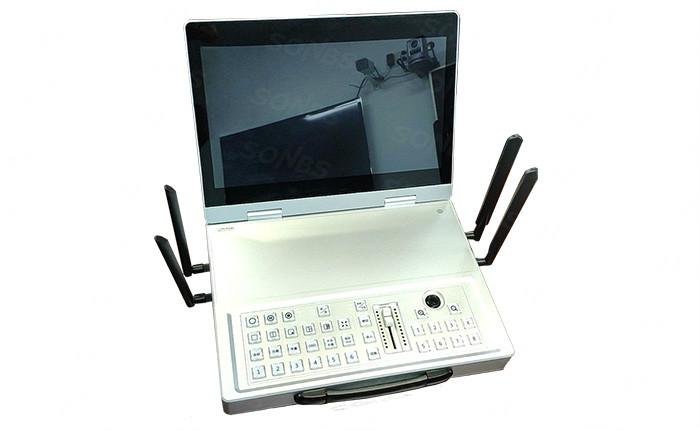 无线便携式高清录播直播主机