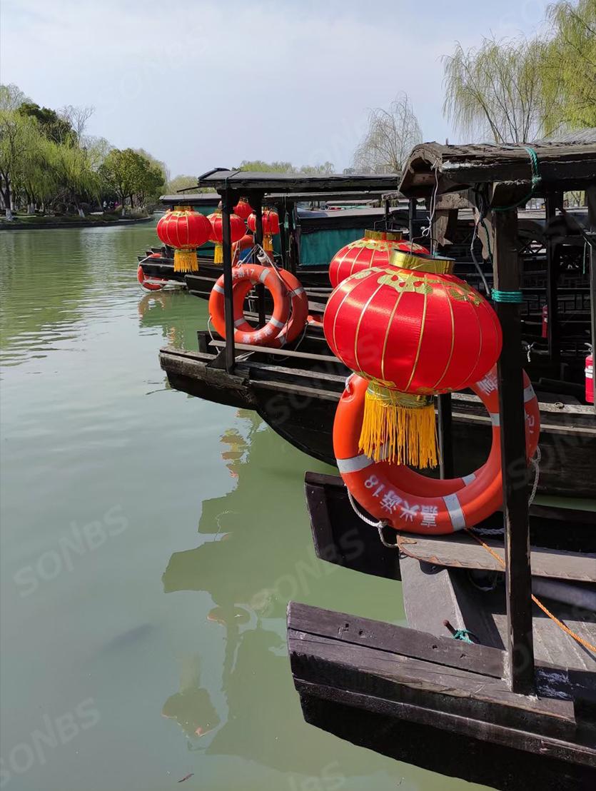 SONBS 献礼建党一百周年-智慧云平台IP网络广播为嘉兴南湖景观保驾护航