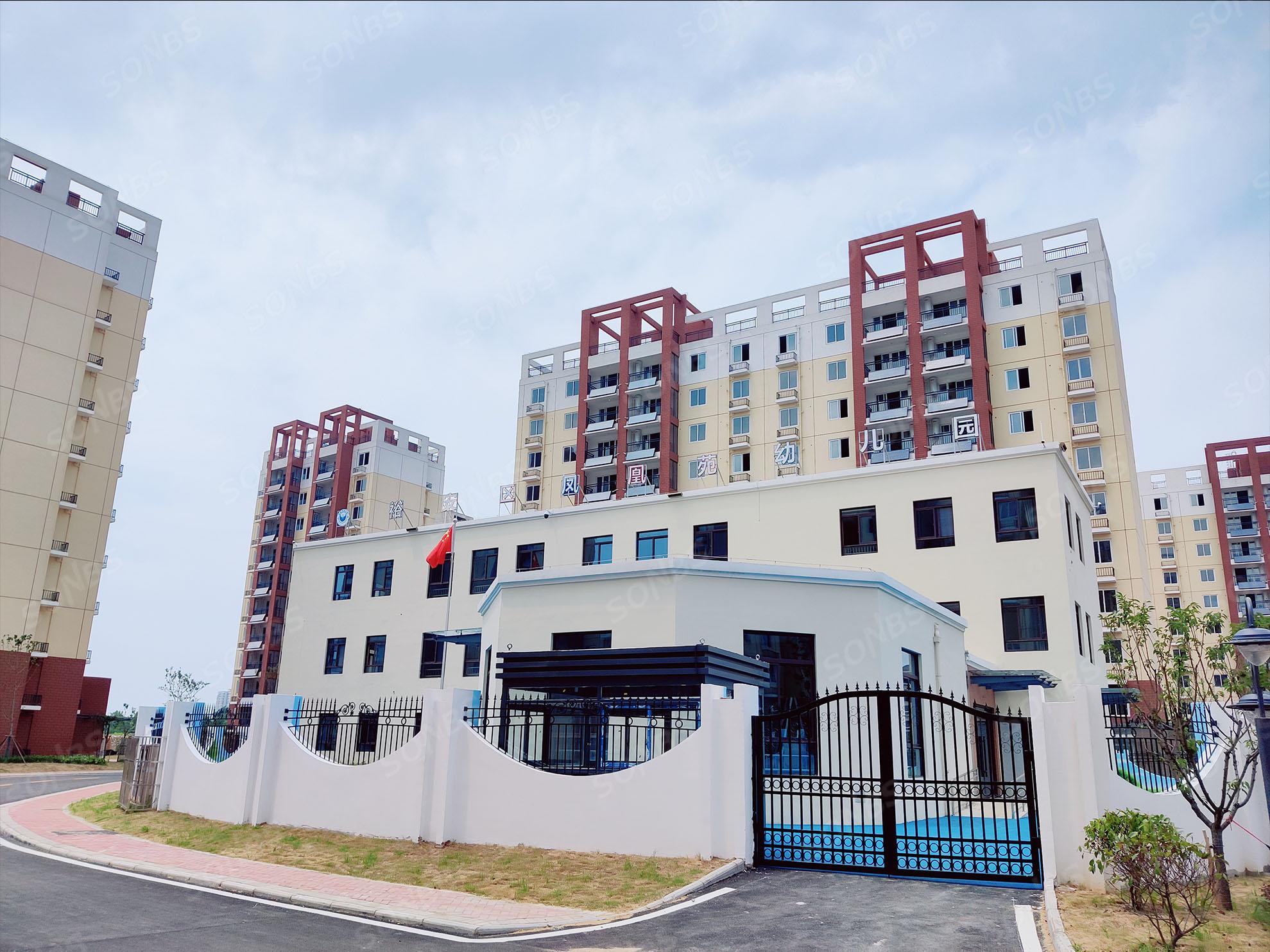 SONBS 高可靠IP网络广播系统成功应用于安徽省六安市凤凰苑幼儿园
