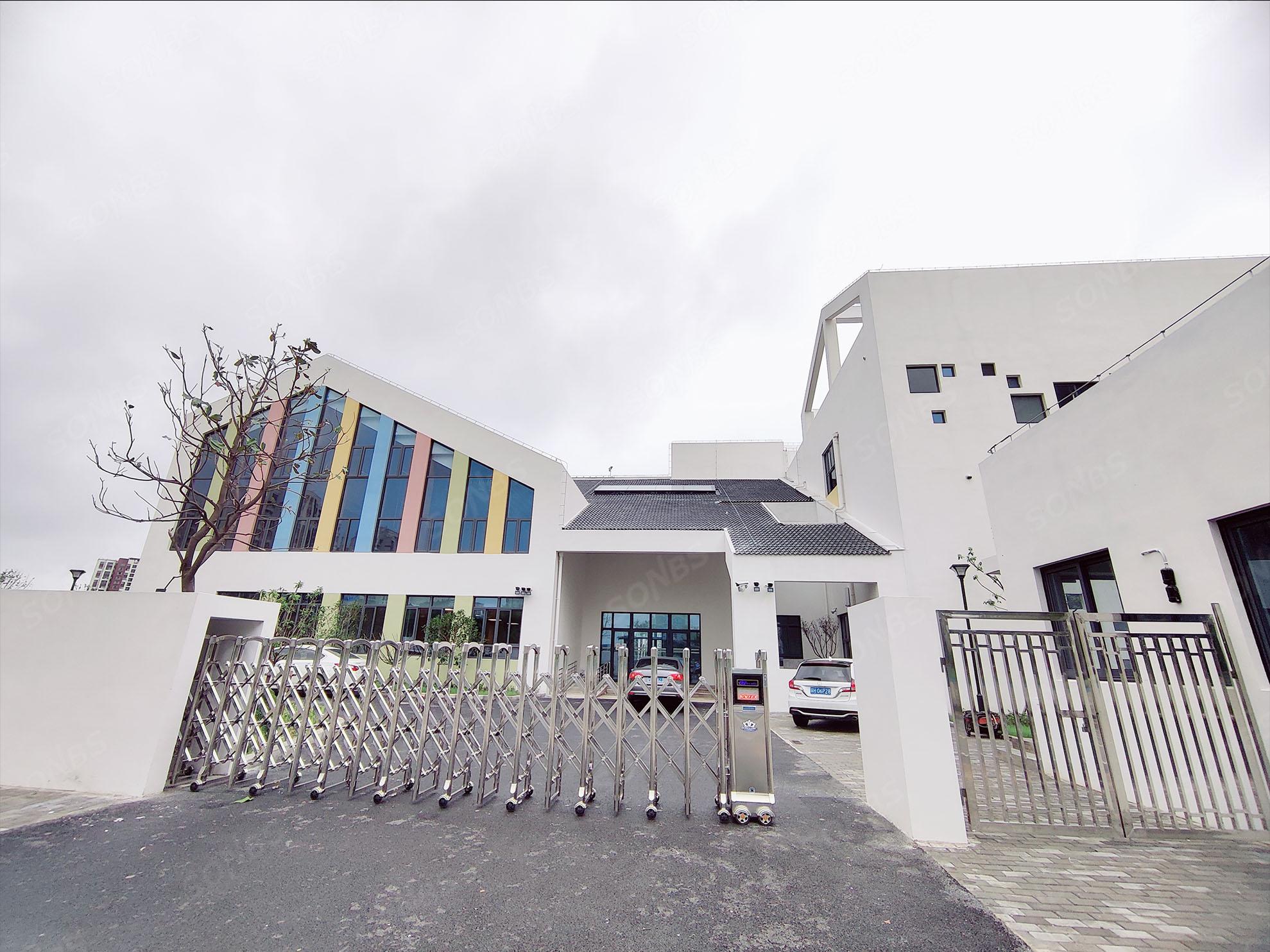 SONBS 智慧云平台IP网络广播系统成功应用于上海青浦新城幼儿园